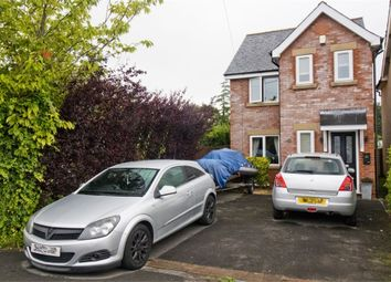 Thumbnail 4 bed detached house for sale in Bannister Lane, Farington Moss, Leyland, Lancashire
