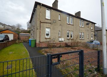 Thumbnail 2 bedroom flat for sale in Park Crescent, Strathaven, South Lanarkshire