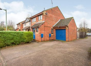 Thumbnail 3 bed end terrace house for sale in Yeomans Close, Bungay