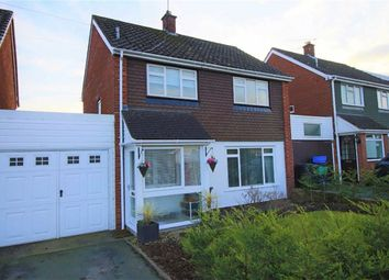 Thumbnail 3 bed detached house for sale in 11, Brookfield Road, Welshpool, Powys