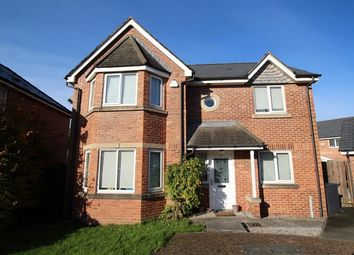 Thumbnail 4 bed property for sale in Neapsands Close, Preston