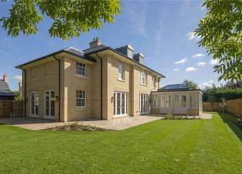 Thumbnail 5 bedroom detached house for sale in The Pastures, Harston, Cambridge, Cambridgeshire