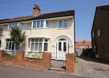 Thumbnail 3 bed semi-detached house for sale in Cranbourne Avenue, Meols, Wirral
