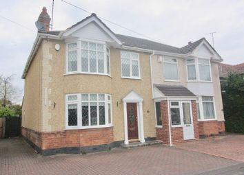 Thumbnail 3 bed semi-detached house for sale in The Riddings, Earlsdon, Coventry