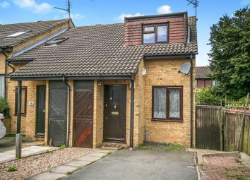 Thumbnail 2 bedroom end terrace house for sale in Seymour Walk, Swanscombe