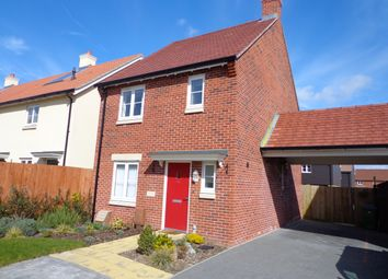 Thumbnail 3 bed link-detached house to rent in Lidsey Lane, North Bersted, Bognor Regis