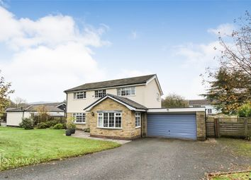 Thumbnail 4 bed detached house for sale in Irwell Vale, Ramsbottom, Bury, Lancashire