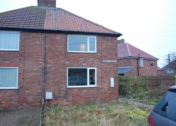 Thumbnail 2 bed semi-detached house to rent in Beech Grove, Trimdon Station
