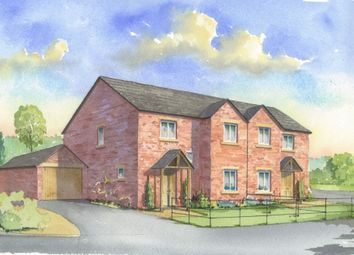 Thumbnail 3 bed semi-detached house for sale in Pullman Close, Rushton, Kettering