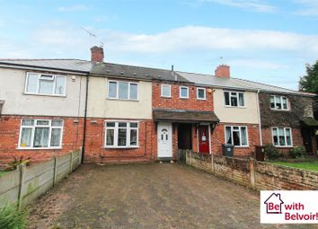 3 bed terraced house for sale in Bedford Street, Wolverhampton WV1