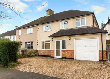 Thumbnail 4 bed semi-detached house for sale in Batten Avenue, Woking