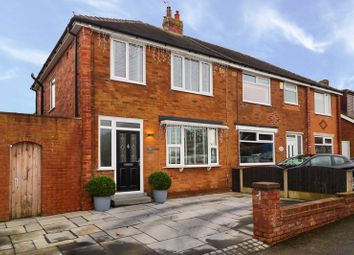 Thumbnail 3 bed semi-detached house for sale in Ravenswood Avenue, Blackpool