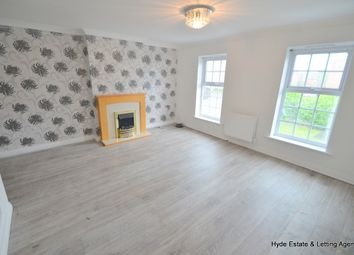 Thumbnail 3 bed town house to rent in Kenyon Crescent, Bury