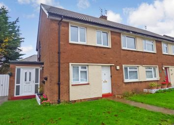 Thumbnail 2 bed flat to rent in Seafield Road, Blyth