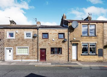 Thumbnail 1 bedroom terraced house for sale in Briercliffe Road, Burnley, Lancashire