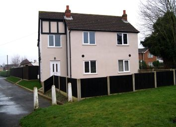 Thumbnail 3 bed detached house to rent in Middle Road, Whaplode, Spalding