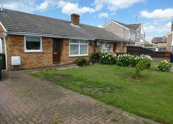 Thumbnail 2 bedroom semi-detached bungalow for sale in Birch Avenue, Chatteris