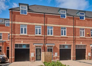 Thumbnail 3 bedroom town house to rent in Stannington Mews, Stannington, Morpeth