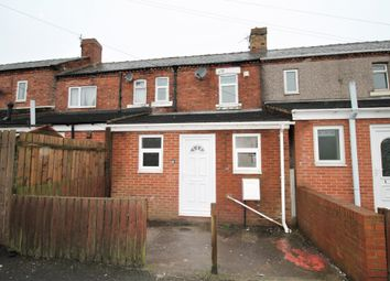 Thumbnail 2 bed terraced house to rent in Railway Terrace North, New Herrington, Houghton-Le-Spring