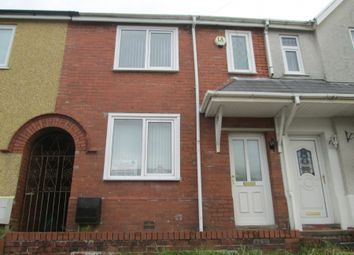 Thumbnail 3 bed semi-detached house to rent in Faraday Road, Clydach, Swansea