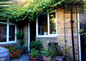 Thumbnail 3 bedroom property to rent in Redcastle Close, London