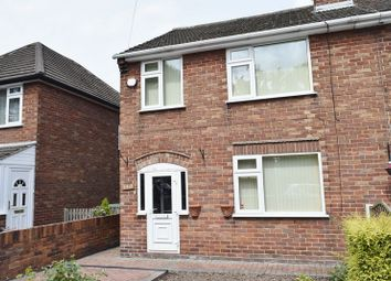 Thumbnail 3 bed semi-detached house for sale in Saughall Road, Blacon, Chester