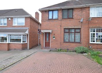 Thumbnail 3 bed semi-detached house to rent in Wingfield Road, Great Barr, Birmingham