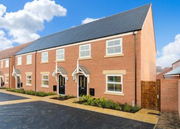 Thumbnail 3 bed end terrace house for sale in Clover Gardens, Newark