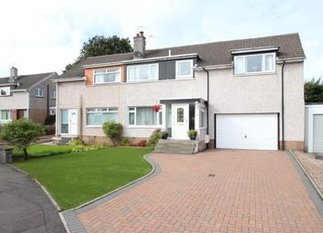 Thumbnail 5 bed semi-detached house for sale in Hazelwood Road, Strathaven, South Lanarkshire