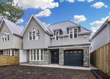 Thumbnail 4 bed detached house for sale in Beaumont Road, Canford Cliffs, Poole