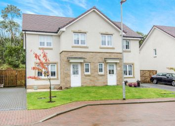 Thumbnail 3 bed semi-detached house for sale in Mckelvie Crescent, Barrhead, Glasgow