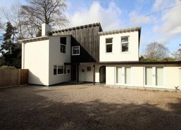 Thumbnail 5 bed detached house for sale in Velmead Road, Fleet