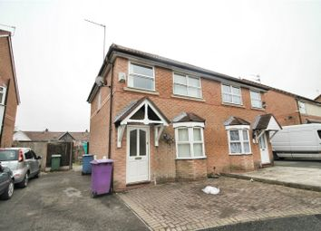 Thumbnail 3 bed semi-detached house for sale in Foxglove Close, Fazakerley
