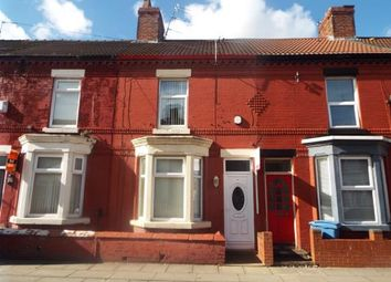 Thumbnail 3 bedroom terraced house for sale in August Road, Liverpool, Merseyside, Liverpool