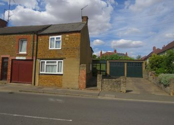 Thumbnail 2 bed end terrace house for sale in Glendon Road, Rothwell, Kettering