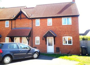 Thumbnail 1 bed flat to rent in Clearwing Close, Pinewood, Ipswich