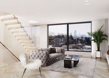 Oscar Faber Place, St. Peter's Way, London N1. 3 bed flat for sale