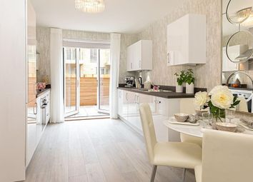 "Thumbnail 3 bedroom flat for sale in ""Jefferson Square"" at Coxwell Boulevard, Colindale, London"