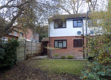 Thumbnail 1 bed terraced house to rent in Foxtail Drive, Dibden Purlieu