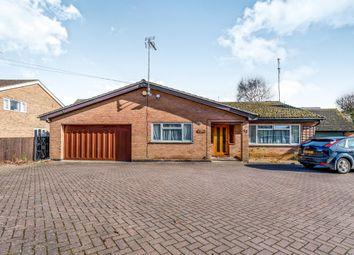 Thumbnail 4 bed detached bungalow for sale in Abington Park Crescent, Abington, Northampton