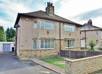 Thumbnail 2 bedroom semi-detached house for sale in Hedge Way, Bradford