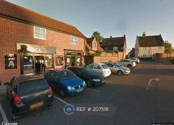 Thumbnail 1 bed flat to rent in Godfrey House, Wymondham