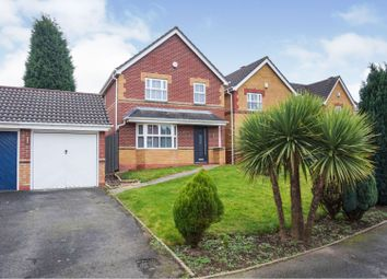 4 bed detached house for sale in Yellowstone Close, Telford TF2