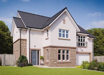 "Thumbnail 5 bedroom detached house for sale in ""The Logan"" at Birdston Road, Milton Of Campsie, Glasgow"