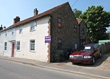 Thumbnail 3 bedroom cottage for sale in Wells Road, Walsingham