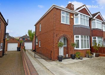 Thumbnail 3 bed semi-detached house for sale in Thomas Avenue, Cross Heath, Newcastle-Under-Lyme