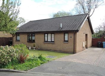 Thumbnail 1 bed semi-detached bungalow for sale in 15 Balmoral Gardens, Uddingston, Glasgow