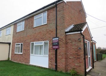 Thumbnail 2 bed maisonette for sale in Green Lane, Cockfield, Bury St. Edmunds