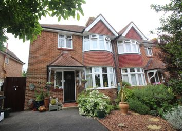 3 bed semi-detached house for sale in Kinfauns Avenue, Roselands, Eastbourne BN22