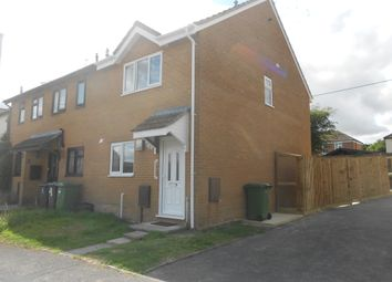Thumbnail 2 bed end terrace house to rent in The Teasels, Warminster